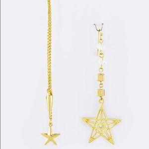 Jewelry - Mix Match Star Earrings